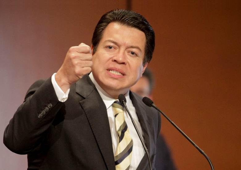 """Pide Mario Delgado a congresos estatales """"aprobar a la brevedad"""" la Guardia Nacional"""