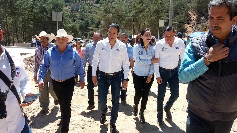 Conectando Querétaro suma 222 comunidades unidas en la Sierra