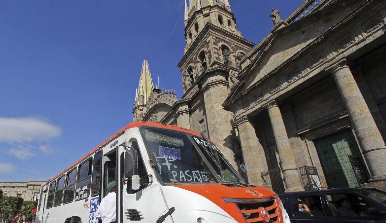 No dará servicioTransporte público de Jalisco a quienes no usen cubrebocas