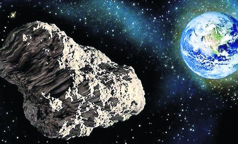Vigilan ASTEROIDE astrónomos del Caribe pues pasará cerca de la Tierra el 29 de abril