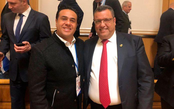 Asiste Luis Nava a Conferencia Internacional de Alcaldes