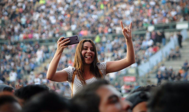 El Metro dará servicio hasta que se acabe el Vive Latino