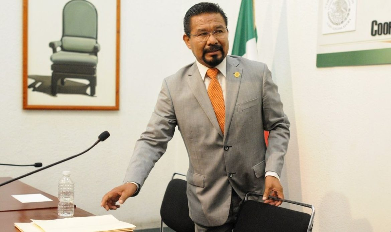 Diputados quitan fuero a Cipriano Charrez; acusado de homicidio