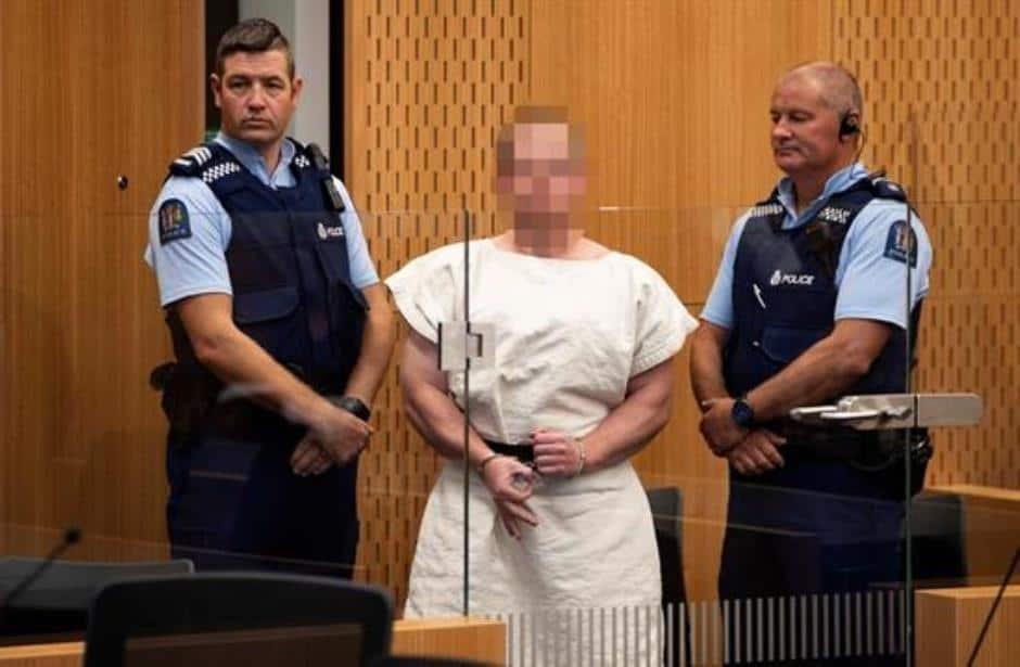Acusan de terrorismo a autor de masacre en Nueva Zelanda