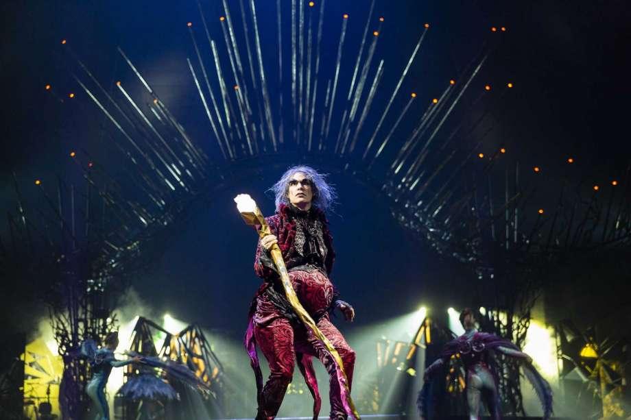 Estrena su tercer especial en línea «Cirque du Soleil»