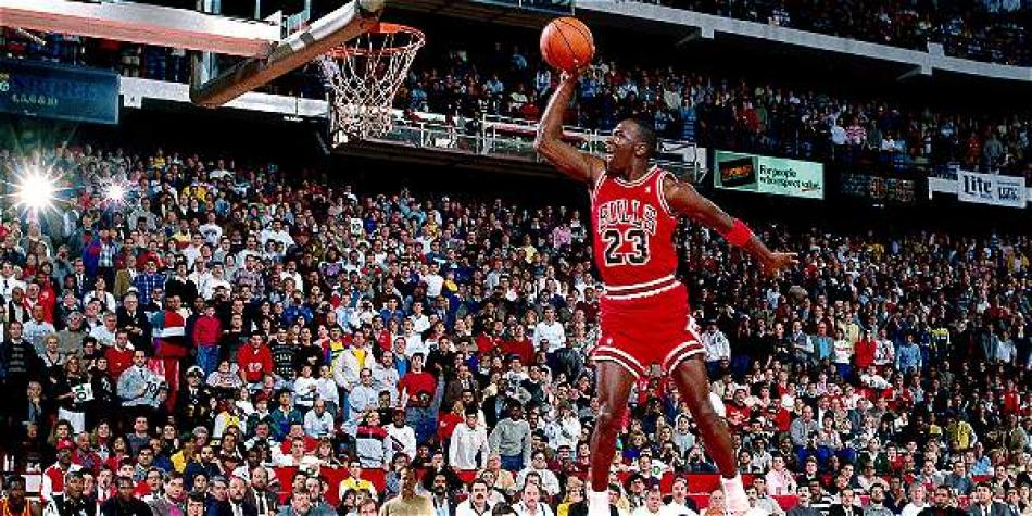 """Donaráganancias Michael Jordan de """"The last dance"""" a la caridad"""