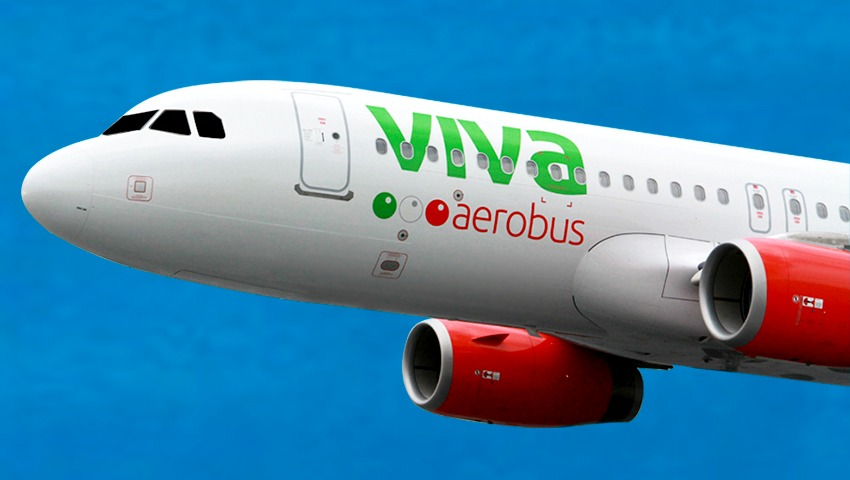 Viva AerobusVende vuelos de 200 pesos