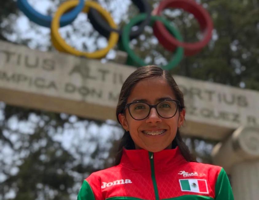 Dani Torres está lista para Juegos Olímpicos de Tokio