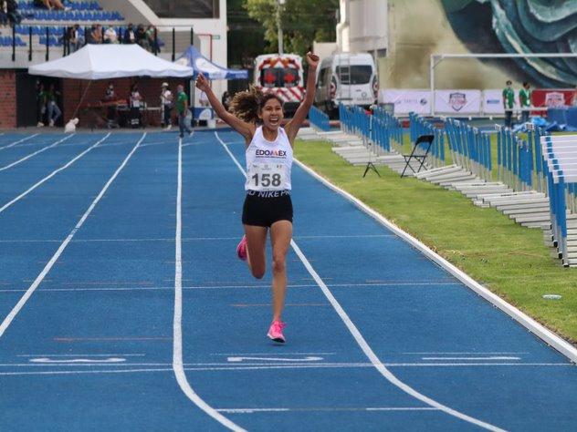 Vibrante segunda jornada del Campeonato Nacional de Atletismo en Querétaro