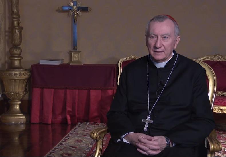 Cardenal Pietro Parolin se reunirá con AMLO el próximo lunes