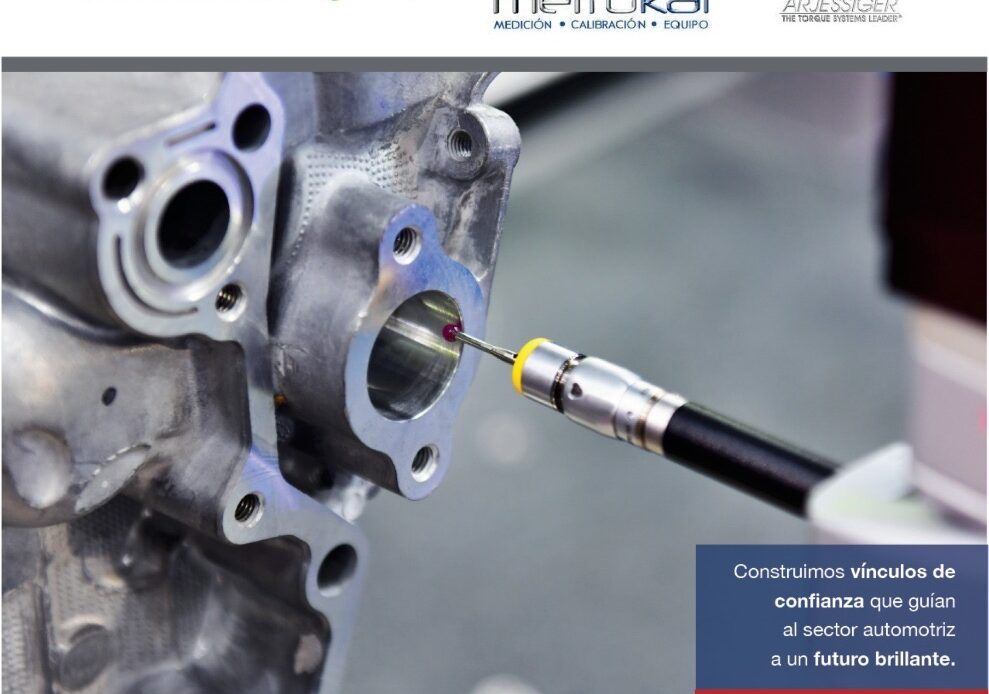 Anuncian Diplomado en Metrología para la Industria Automotriz