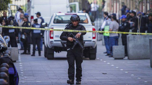 Al menos 15 estados, en foco rojo por crimen organizado: Semáforo Delictivo
