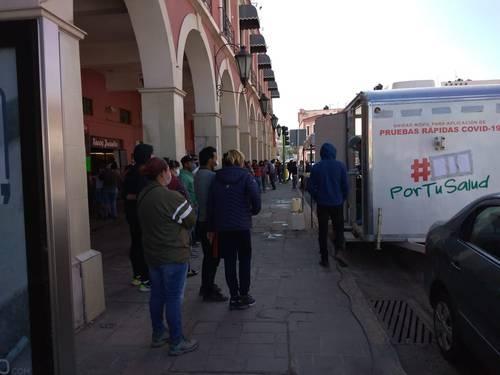 Cuatro ciudades de Veracruz en rojo y 41 en naranja por Covid-19