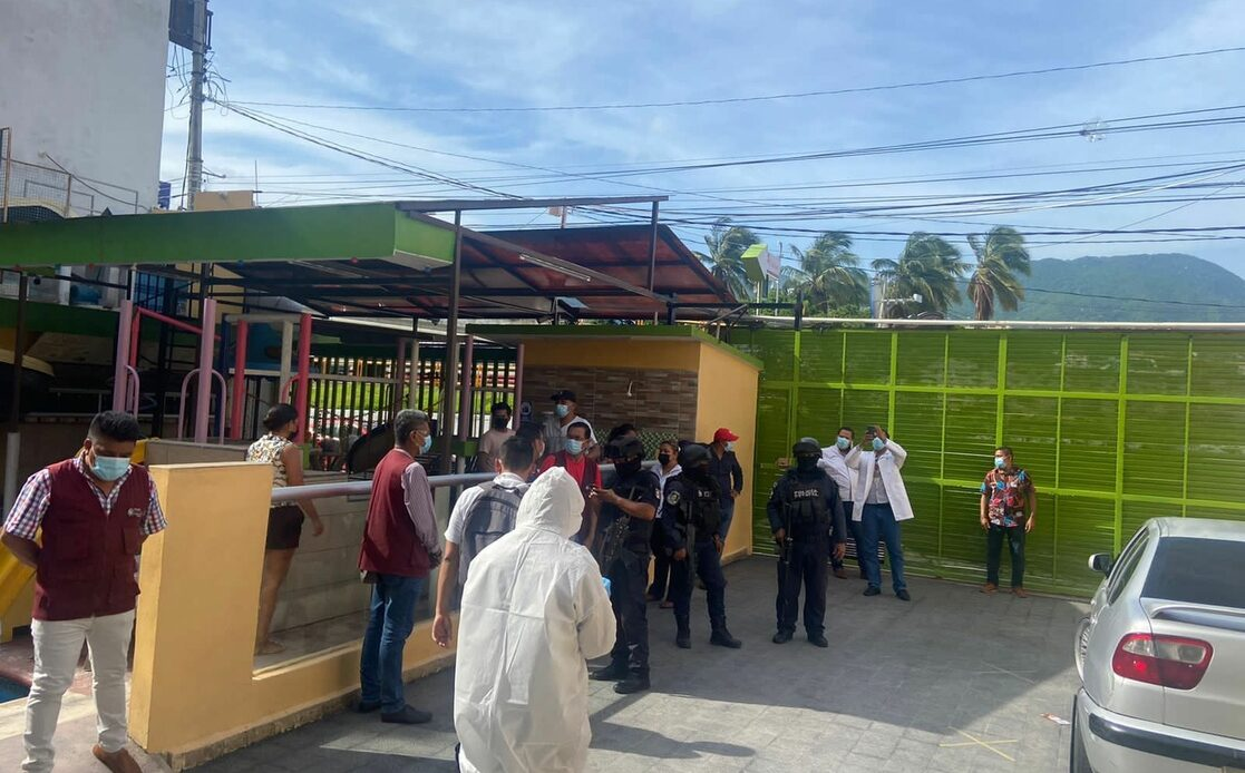 Clausuran hotel en Acapulco que operaba como clínica clandestina