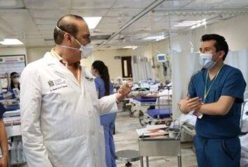 Pide Ssa de NL más médicos e insumos ante alza de contagios