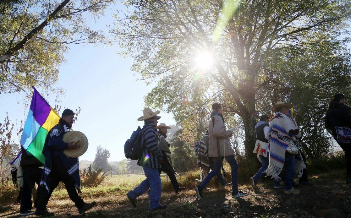 Purépechas de Michoacán acuerdan participar en consulta popular