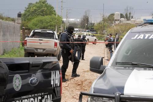 Mueren 30 en ola de violencia en Zacatecas