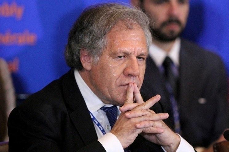 Da positivo a Covid-19 secretario general de la OEA