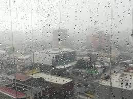 Prevén fuertes lluvias y granizo en varios estados del país