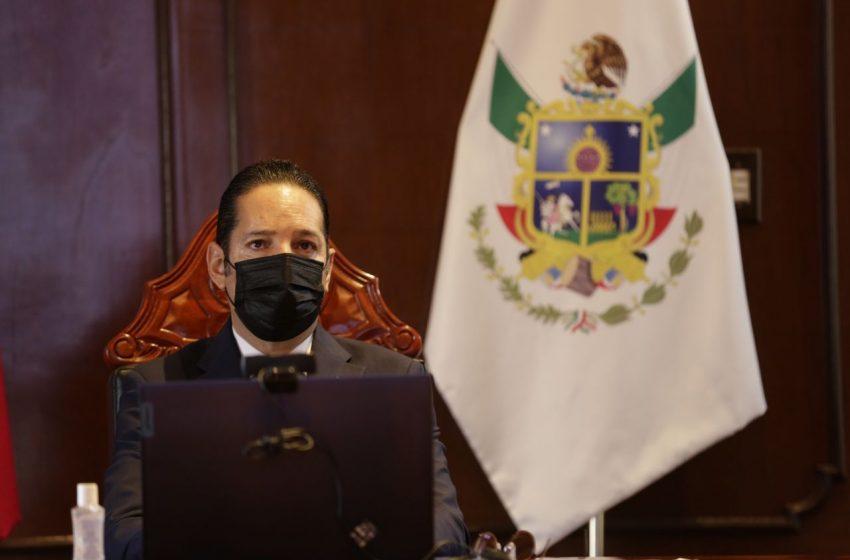 Pancho Domínguez, segundo panista mejor posicionado para acceder al Ejecutivo Federal