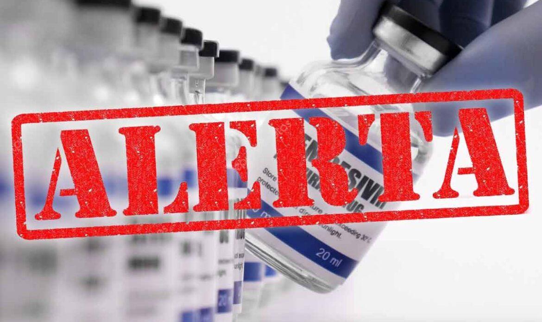 Alerta Secretaría de Salud sobre notificación de medicamento falsificado emitida por parte de Gilead Sciences