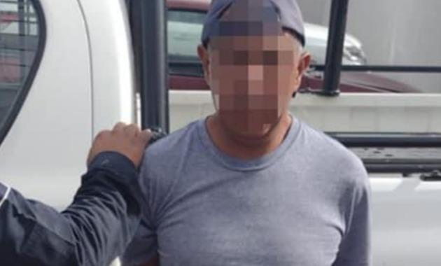 Detienen en San Juan del Río a dos sujetos señalados por extorsionar a carnicero