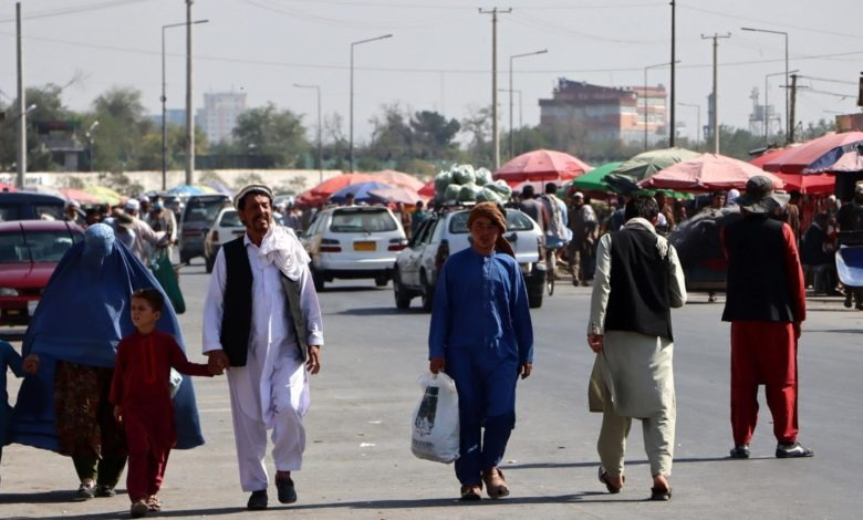 Aeropuerto de Kabul reanuda los vuelos nacionales; estaban detenidos desde el 15 de agosto