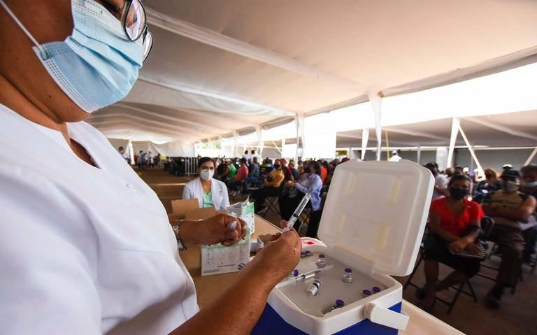 Querétaro, segundo estado con más vacunas puestas