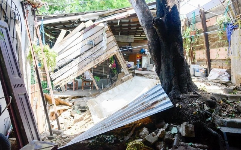 Declaran desastre en 16 municipios de Guerrero por sismo