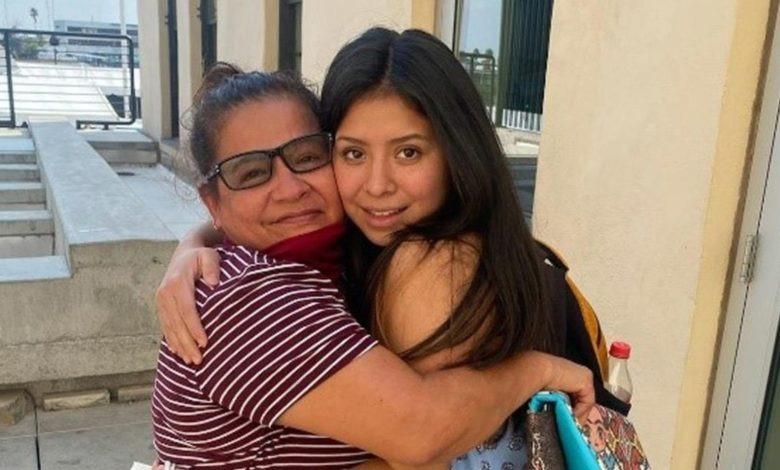 Gracias a las redes sociales, mexicana se reúne con su hija secuestrada hace 14 años en EU