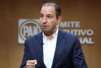 Marko Cortés se perfila para ser reelecto como dirigente del PAN