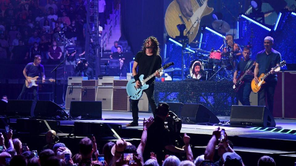 Recorren concierto de Foo Fighters en México; será hasta 2022