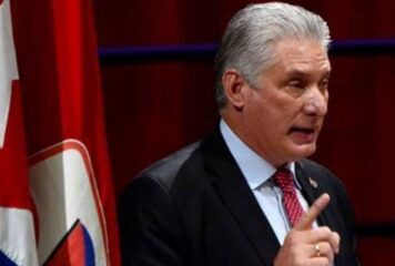 La presencia del presidente cubano en México, es un error del gobierno federal: PAN