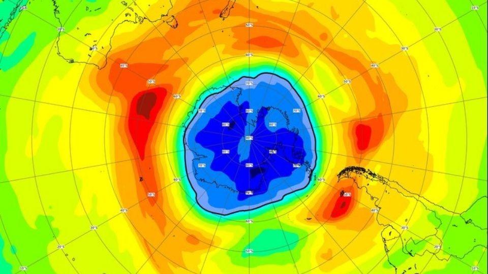 Agujero de la capa de ozono es más grande que la Antártida: Expertos