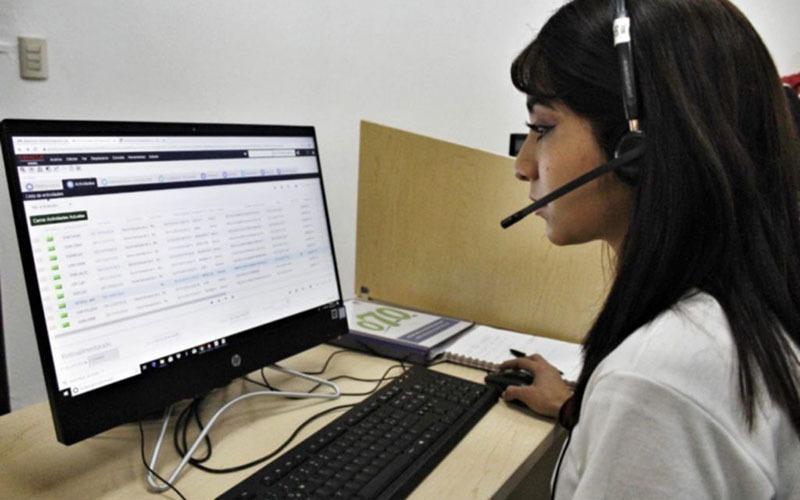 Requieren atención especializada hasta 83% de llamadas de atención psicológica en el 070