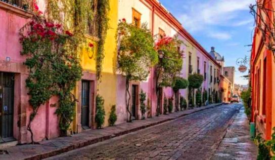"""Querétaro aparece en listado """"Ciudades Americanas del Futuro"""""""