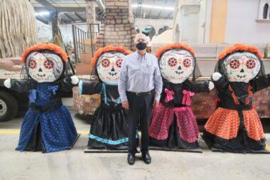 Patronato de las Fiestas de Querétaro alista su programa navideño